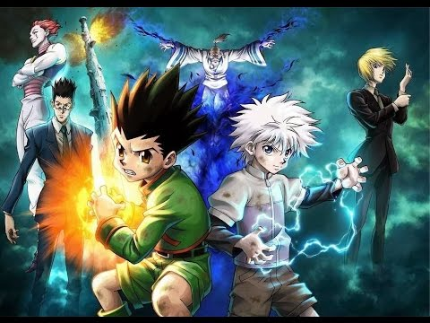 Hunter x Hunter Crack #8 MOVIE SPECIAL