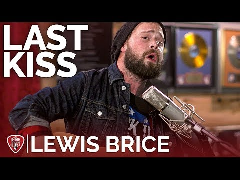 Lewis Brice - Last Kiss Acoustic Cover  The George Jones Sessions