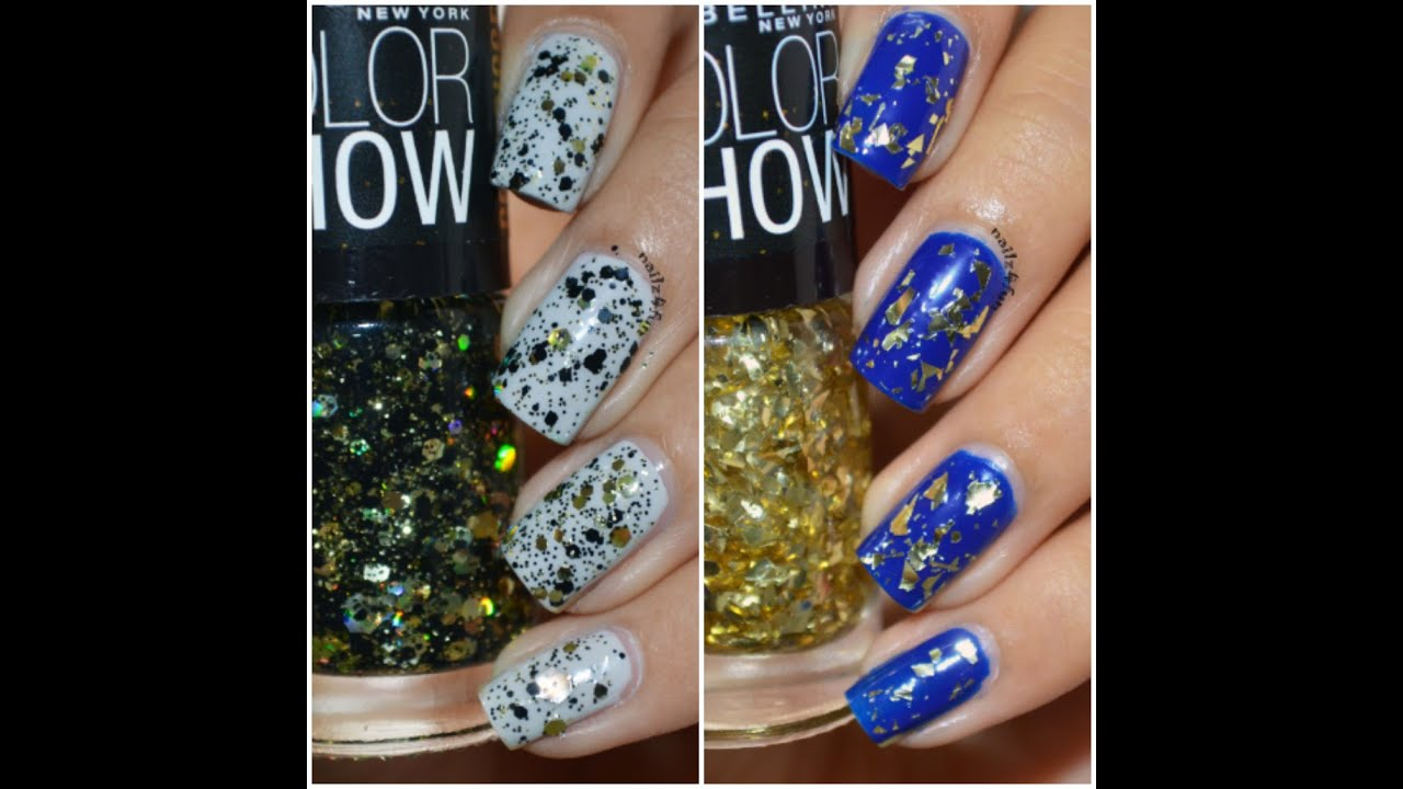 *NEW LAUNCH* Maybelline India Gold Digger Nail Polish