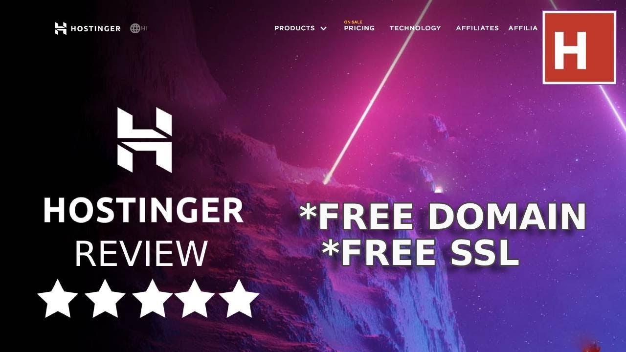Hostinger web-hosting review in hindi | Details with pro and cons