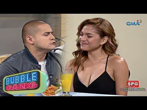 Bubble Gang: Gigil kay hot baby