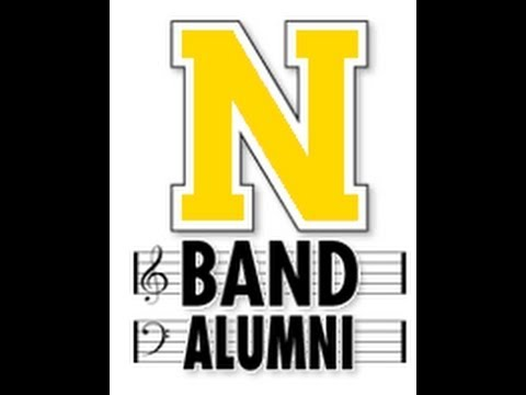 2012 Nacogdoches High School Alumni Band First Practice-School Song