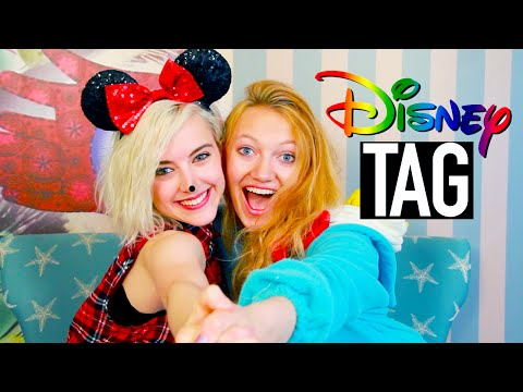 THE DISNEY TAG ft. Jackie Emerson