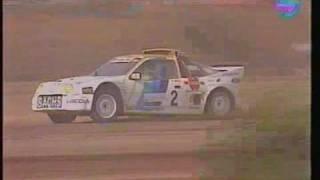 rallycross ERC 1990