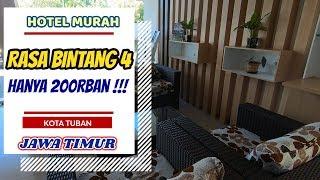 REVIEW HOTEL MURAH DI KOTA TUBAN CUMAN 200 RIBUAN DAPAT BREAKFAST KOLAM RENANG