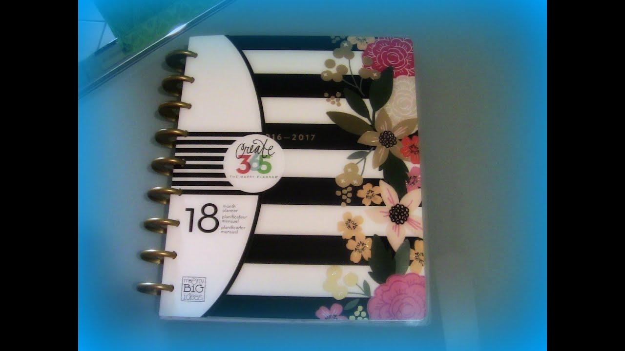 Botanical Garden Create 365 The Happy Planner Me U0026 My Big Ideas