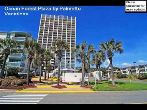 Picture Ideas Of Beach Hotels In California Myrtle Beach| Ocean Forest Plaza By Palmetto Vacations