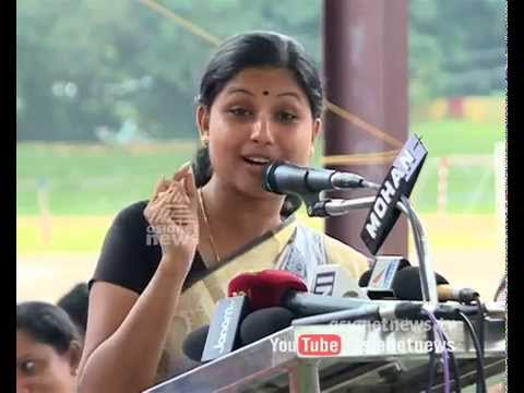 Thiruvananthapuram Corporation  Women Candidates meeting  : Kerala Local Body Election 2015