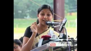 Thiruvananthapuram Corporation  Women Candidates meeting  : Kerala Local Body Election 2015