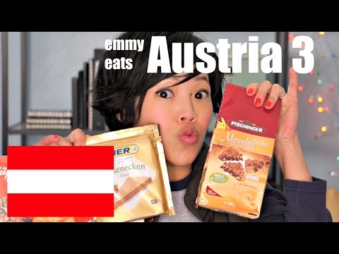 Emmy Eats Austria 3 - tasting more Austrian treats