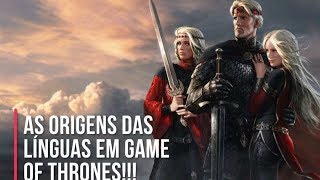 AS L}NGUAS DE GAME OF THRONES FALTOU D VERS DADE SEU MART N