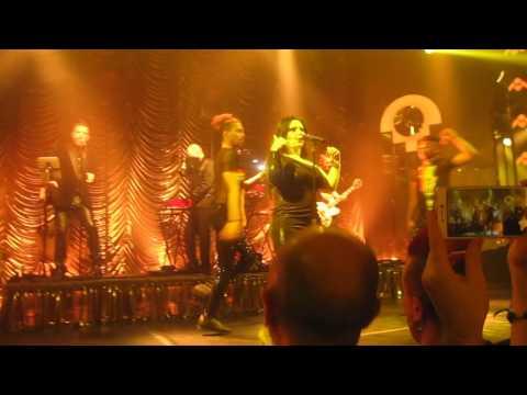Fangoria - Espectacular (Directo @ Teatro Barceló, Madrid 8/3/2017)