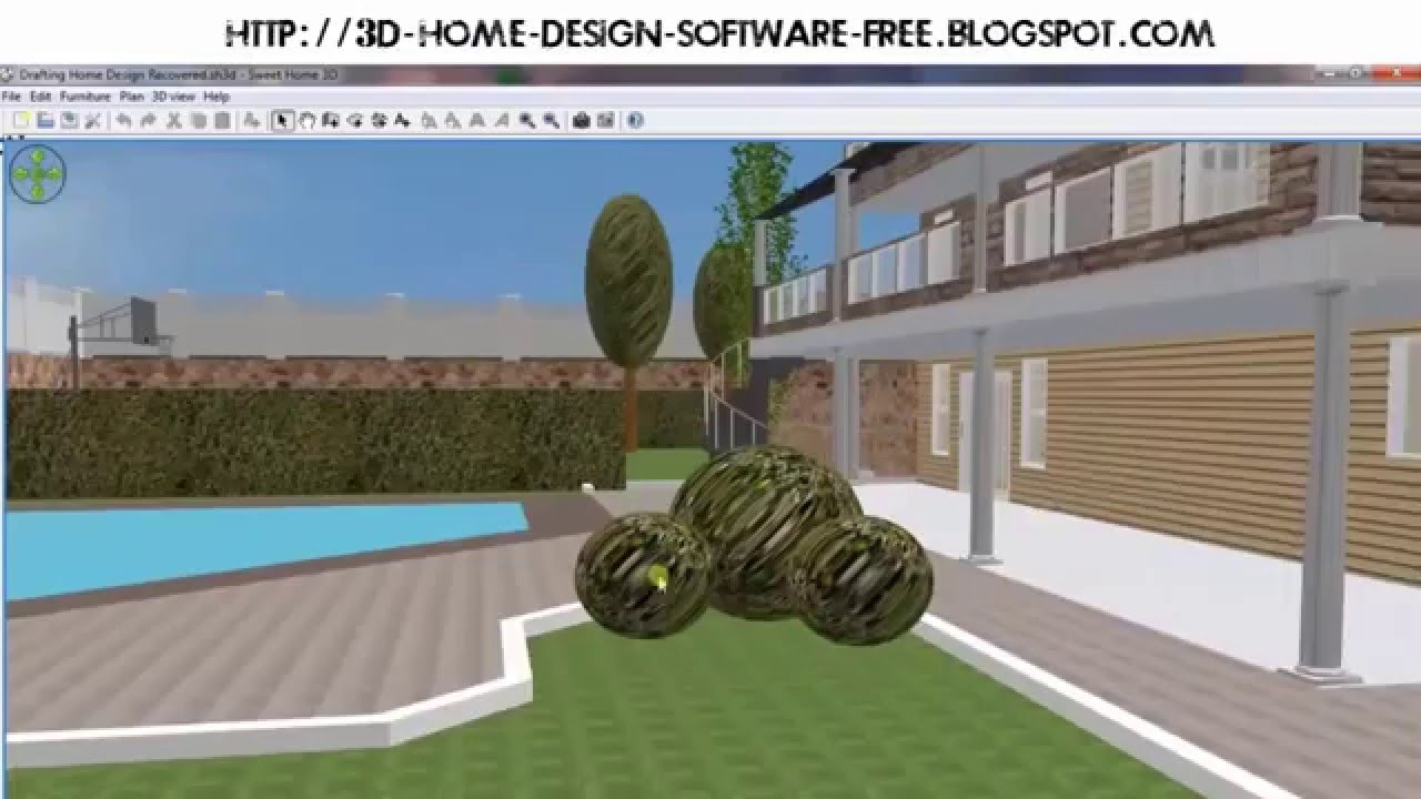 how to draw floor plans and make it visual in 3d software youtube