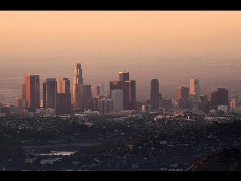 Paseo por Los Angeles California.