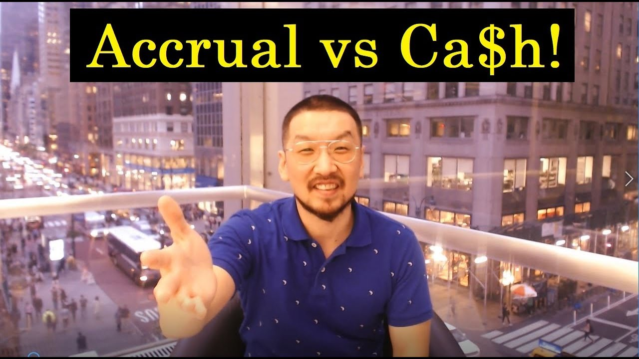 What is Accrual Basis and Cash Basis?