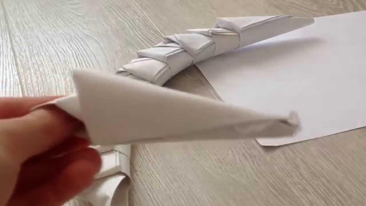 Как сделать из бумаги молот фото 670