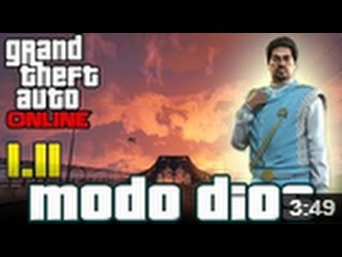 GTA V Online - Modo Dios sin Hack ni PC | 100% Legal | GTA Online Glitch