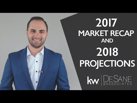 Palm Beach County Real Estate: 2017 Market Recap and 2018 Projections