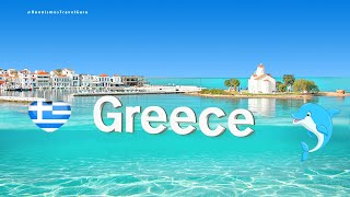 Emerald water, sand dunes, heavenly beaches and cloudless skies… You'll want to stay forever Welcome to one of the most beautiful Greek islands!