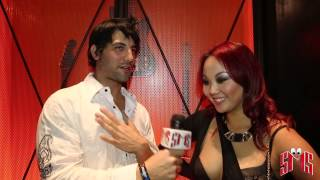 Red Hair Asian Cam Girl at AVN 2015