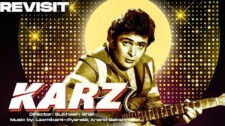 Karz 1980 Revisit | 31 Interesting Facts | Rishi Kapoor | Tina Munim | Simi Garewal