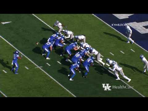 FB: Kentucky 34, Middle Tennessee State 23