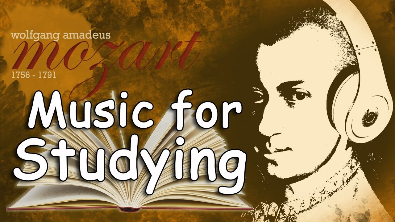 ★3 HOURS★ Classical Music for Studying Concentration - Study Music Mozart - Music for Reading ...