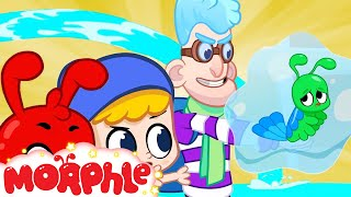 The Water Bandits - Mila and Morphle | Water Adventure | Cartoons for Kids | Morphle TV