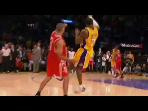 Shane Battier's Great Defense on Kobe and Game Winner (2007)