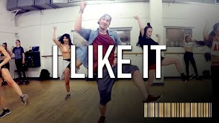 I LIKE IT by Cardi B | Commercial Dance CHOREOGRAPHY