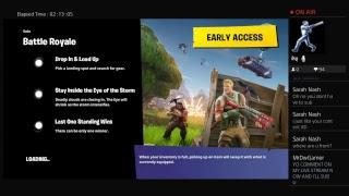 Fortnite game play \sub for sub\free