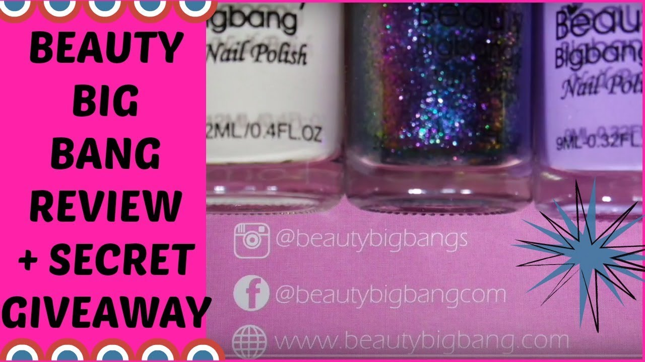 a298f30b08a How To - Beauty Big Bang Review (stamping polish