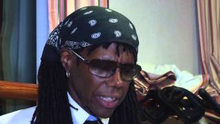 Nile Rodgers Interview with Sotogrande Television Marbella Spain 2012