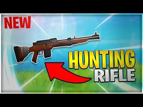 Hunting Rifles Before They Got Nerfed! Head Peek Glitch Before It Was Gone? Fortnite Clutch Moments