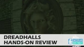 Daydream Horror Game: Dreadhalls Hands-On Review