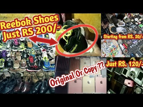 CHOR BAZAR KOLKATA || Buy Cheap Genuine Shoes Nike, Puma, Adidas|| FULLY EXPOSED🔥🔥