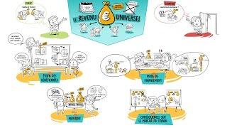 Dessine-moi l'éco : Le revenu universel