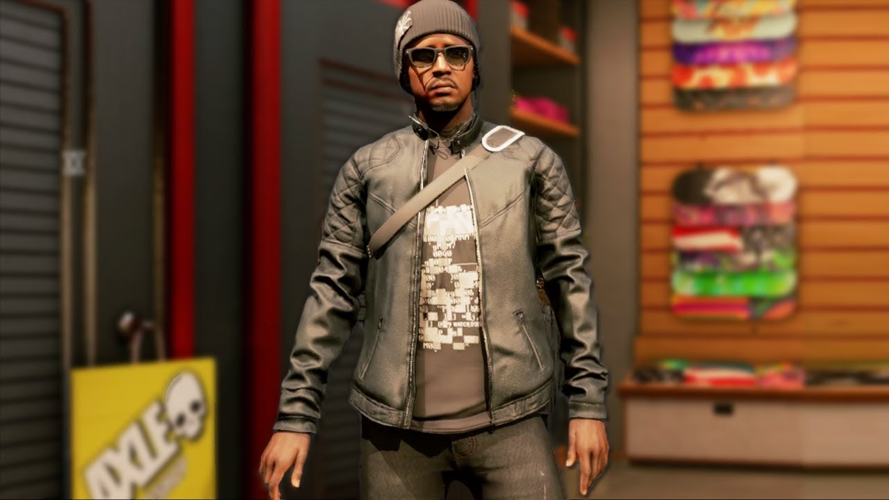 Watch dogs 2 clara lille outfit man vs machine location more youtube - Watch dogs 2 clara ...