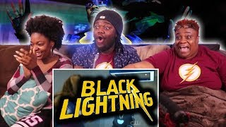 Black Lightning Season 1 Episode 6 : FAMILY REACTION!!