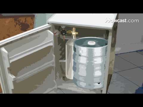 How to Build a Beer Kegerator