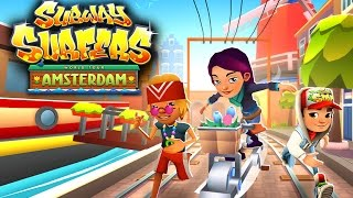 🇳🇱 Subway Surfers World Tour 2016 - Amsterdam (Official Trailer)