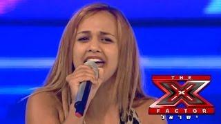 X Factor Israel - Eden Ben Zaken - Hurt