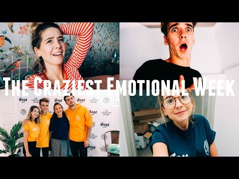 THE CRAZIEST EMOTIONAL WEEK