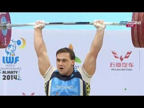 2014 World Weightlifting Championships, Men 105 Kg \ Тяжелая Атлетика. Чемпионат Мира