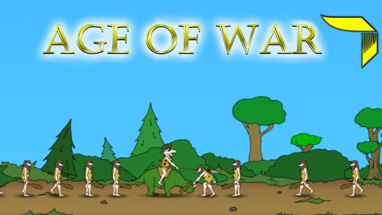 Age of War, a Free Flash Action Game!   Max Games