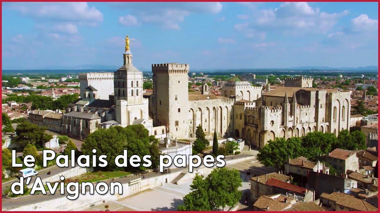 Download Le Palais des papes d'Avignon