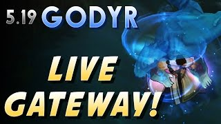 5.19 Godyr Live Gateway | Like if you want it a My Way!!!