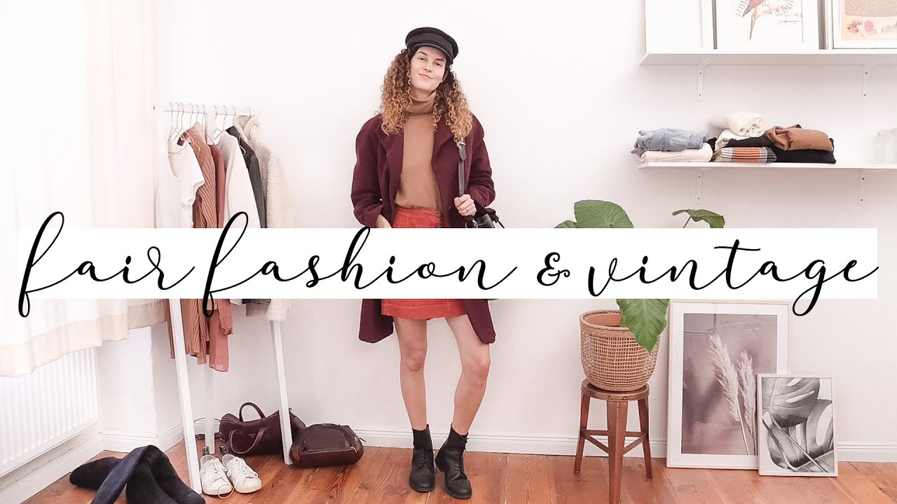 10 Herbst Outfits Fair Fashion Lookbook 2019 | heylilahey