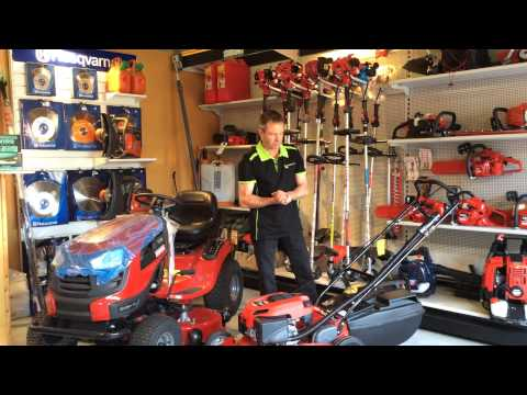 Rover 560 Self Propelled Lawn Mower