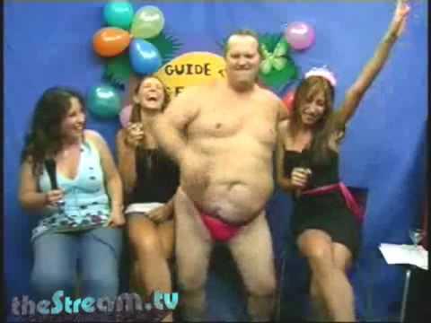 birthday stripper in  seconds.wmv, Birthday card